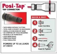 POSI-TAP IDC Connector
